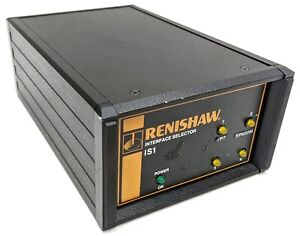 Renishaw Is1 Interface Selector Unit V 4 Cmm Metrology Tested