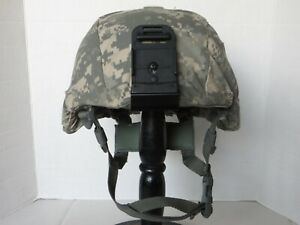 LARGE US Army ACH MICH Helmet SDS with ACU cover and NV mount $329.95