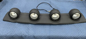 02 07 Jeep Renegade Liberty Hella Roof Mounted Off road Fog Light Bar Assembly