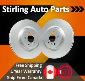 2012 2013 2014 2015 For Buick Verano Coated Front Disc Brake Rotors