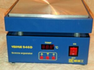 Youyue 946d Hotplate Preheating Station lcd Screen Seperator iphone Samsung