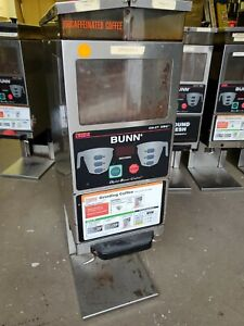 Bunn o matic Commercial Coffee Grinder G9 2t Dbc Used