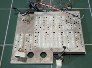 Tested Wavetek 2002a Signal Generator Chassis