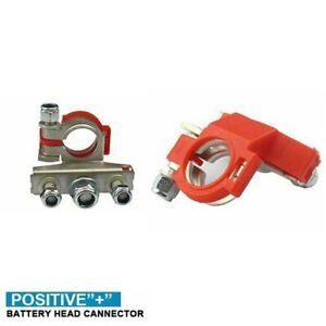2x Battery Terminal Connector High Quality For Heavy Duty Truck Vehicle Replace