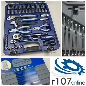 Blue Point 78pc Socket General Service Set As Sold By Snap On