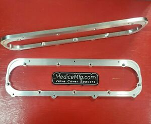 Valve Cover Adaptor Ford 460 Valve Covers On Cadillac 472 500 Heads