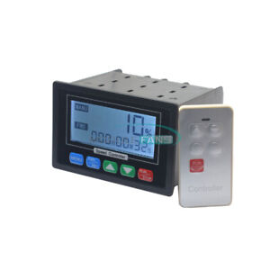 Dc10 55v Lcd Digital Display Pwm Dc Motor Speed Controller With Remote Control