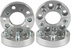 5x4 5 To 5x4 75 Wheel Adapters 1 25 Inch Known As 5x114 3 To 5x120 12x1 5 Stud