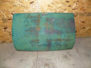Rumble Seat Trunk Lid Deck 1927 1928 1929 1930 1931 1932 Chevrolet Dodge Buick