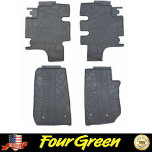 Floor Mats For Jeep 2007 2016 Wrangler Unlimited