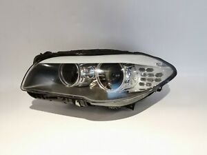 Fit For 09 13 Bmw 5 Series F10 F11 F18 Bi Xenon Headlight Left Assembly 7203245