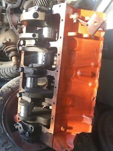 Studebaker Engine Block And Crank Core Silverhawk Gold Hawk Lark