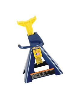 Hein werner Hw93503 Blue yellow Jack Stand 3 Ton Capacity