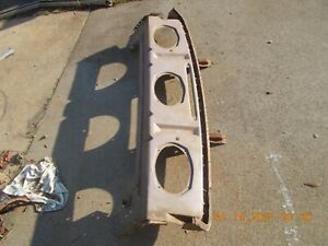 1964 1965 1966 Dodge Dart Package Tray Used Parts
