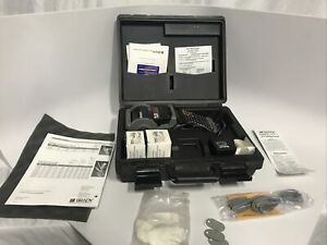 Brady Tls 2200 Thermal Labeling System W Case Charger Battery Labels Etc X4