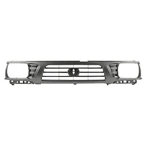 Front Grille Fits 1995 1997 Toyota Tacoma 4wd 5310035340