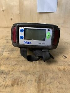 Drager X am 7000 Multi gas Detector 8317400 Only