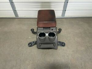 1999 2010 Ford F250 F 250 F350 F450 King Ranch Super Duty Used Center Console