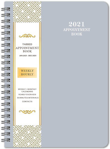 2021 Planner Monthly Weekly Daily Calendar Schedule Appointment Book 6 4 X 8 5