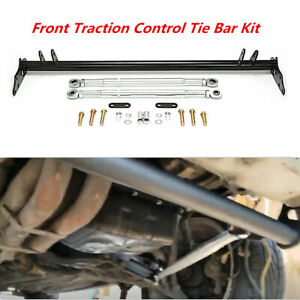 Front Traction Control Tie Bar Kit For Civic 92 95 Acura Integra 94 01 Sol 93 97