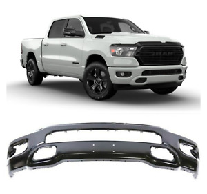 New Paintable Front Bumper For 2019 2021 Ram 1500 New Body Style Ships Today
