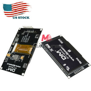 2 42 Inch Oled Lcd Screen Display Ssd1309 128x64 Spi Iic Serial Port For Arduino
