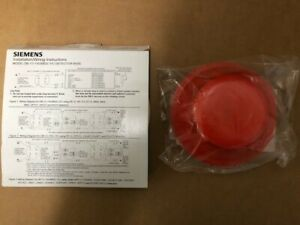 Siemens Op921 Fire Alarm Photoelectric Smoke Detector With Base