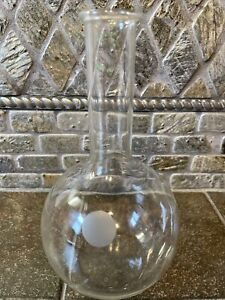 Vintage Clear Glass Pyrex Beaker 4562