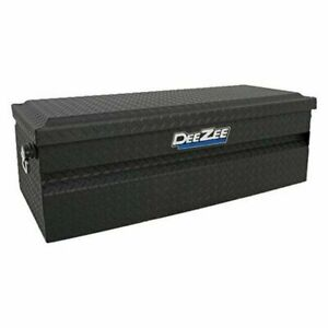 Dee Zee Dz9546tb 46 5 In Blue Label Standard Single Lid Utility Chest Tool Box