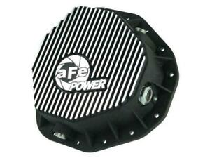 Afe Aam 10 5in 14 Bolt Black And Sanded Aluminum Cover 46 70092 Differential Co