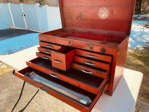 Mac Tools Top Tool Box Chest Pick Up Only