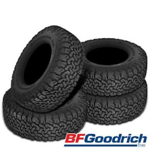 265 65 17 Tires Bfgoodrich Ko2 At All Terrain 265 65 17 4