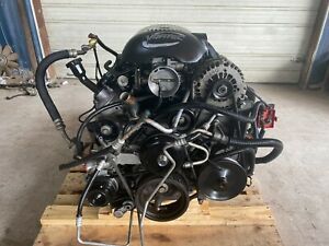 2002 Chevy Tahoe 4 8 Lr4 Engine Trans 4l60 Pull Out 2wd Ls1 Ls2 Ls6