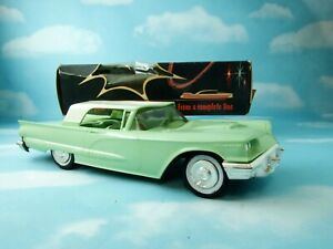 1958 Ford Thunderbird With Original Amt Factory Box