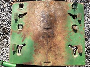 John Deere Double Stack Front Weight For 2510 2520 3010 3020 4010 4020