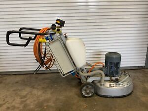 Lavina 2016 Electric Concrete Floor Grinder With 7 Hours