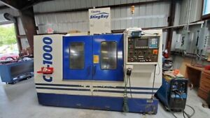 Cnc Milling Machine 3 Axis Used