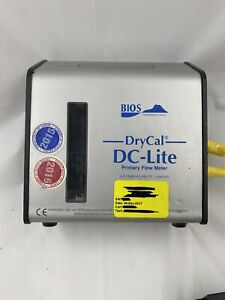 Drycal Dc lite Primary Flow Meter Model Dcl l