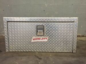 Weather Guard 636 Underbed Box Truck Tool Box Ccr14592