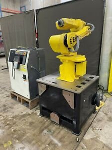 Fanuc M 6 Rj3 With Stand