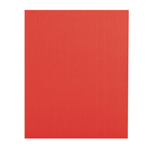 Office Depot Brand 2 pocket Folders With Fasteners 1 2 Capacity Red 25 pk