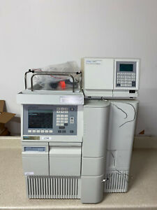 Waters 2695 Alliance Separations Module 2487 Uv Detector Hplc 14040