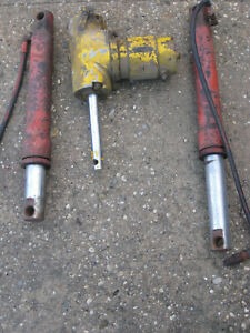 Used Power Angle Rams And Snow Plow Lift Pump For Truck