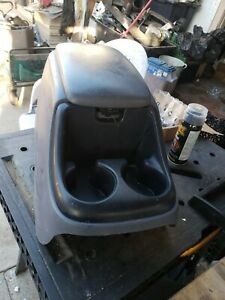 2000 2002 Toyota Tundra Oem Center Console Gray