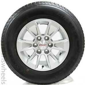 New Takeoff Gmc Sierra Yukon Denali 17 Factory Oem Wheels Rims General Tires
