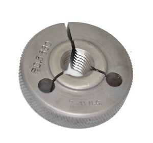 5 8 11 Nc Thread Ring Gage Go Only 625 11 Tpi Taft peirce