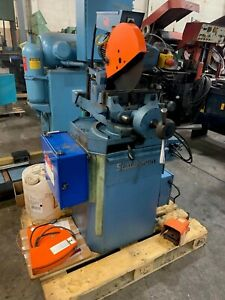 Used Scotchman Semi automatic 2 speed Circular Coldsaw Cpo 305 Ltpkpd 4 5 Steel
