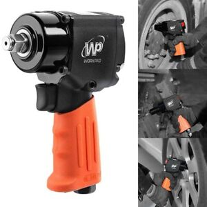 1 2 Impact Wrench Air Impact Wrench Pneumatic Tool W Twin Hammers Powerful Torq