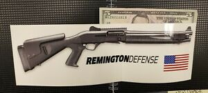 Remington Firearms Gun Decal Sticker Auto Truck Window Vinyl Decal Stickers 11x4