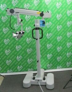 Carl Zeiss Opmi 111 On S21 Stand Surgical Microscope Dental Ent